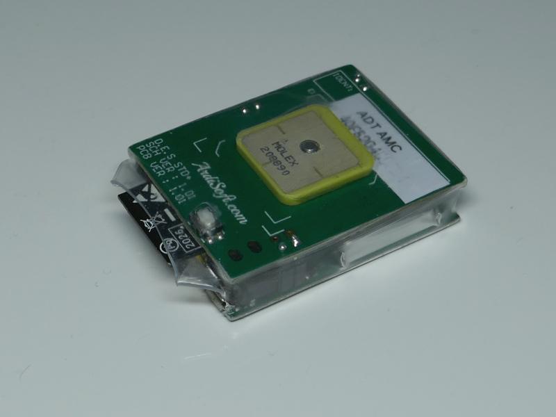 Modèle autonome avec batterie